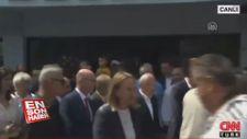 CNN Türk'ün Kılıçdaroğlu yayını kısa sürdü