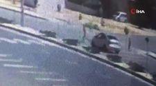 Gaziantep'te otomobil 10 yaşındaki çocuğa çarptı