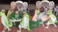Fas'ta gelinin tahtı evlenmeden yıkıldı