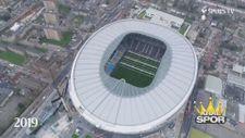 Tottenham, yeni stadına kavuştu