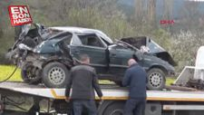 Kazada ölmediğine üzülen vatandaş
