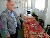 Bursa'da paha biçilemeyen 5 asırlık halı
