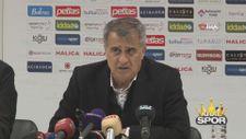 Şenol Güneş: Beşiktaş'tan ayrılmanın hüznünü yaşayacağım