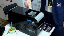 3D yazıcıların 300 milyon dolarlık atığını engelleyecek