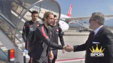 A Milli Futbol Takımı Arnavutluk'ta