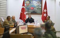 Akar: Yeri ve zamanı gelince YPG tehdidi de bitirilecek