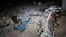 Suriye rejimi yine İdlib'i bombaladı