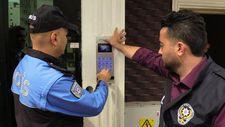 Hırsıza karşı önlem alınması için polis harekete geçti