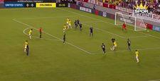 James Rodriguez'den nefis aşırtma golü