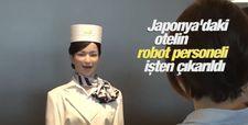 Japonya'daki otelin robot personeli işten çıkarıldı