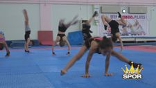 Adanalı minik cimnastikçilerden büyük başarı