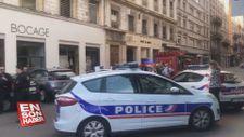 Fransa'da patlama: Yaralılar var