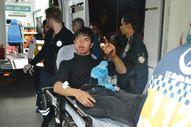 Aksaray'da silahlı saldırıda yaralanan genç