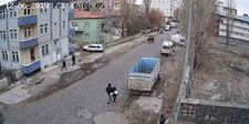 Kars'ta liseli kız öğrenciyi kaçırmaya çalışanlar yakalandı
