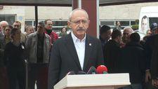Kılıçdaroğlu vefat eden Bircan'ın ailesini hastanede ziyaret etti