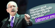Kemal Kılıçdaroğlu işçilere sokak çağrısı yaptı