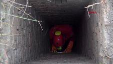 Kırklareli'de tarihi su tünelleri bulundu