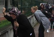 Adana'da annenin kızının cesedi başındaki zor anları