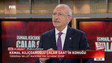 Kılıçdaroğlu: Milletin irâdesinin üstünde misin?