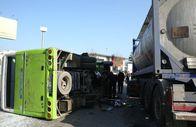 Kocaeli'de midibüsle tanker çarpıştı: 27 yaralı