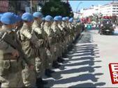 Komandolar Zafer Bayramı kutlamarında Bolu'yu inletti