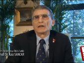 Nobel ödüllü Sancar kamu spotunda rol aldı