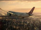 Fly to Gotham City with Turkish Airlines