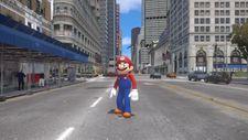Süper Mario GTA'da