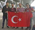 PUBG Turnuvası'nda Türk takımı üçüncü oldu
