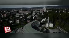 Bosna Hersek'in Dombra'lı devlet günü videosu