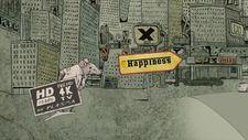 Post modern toplumu taşlayan kısa film: Happiness