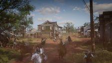 Red Dead Redemption 2'nin oynanış videosu