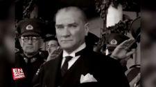 Arşivlerden Mustafa Kemal Atatürk'ün görüntüleri