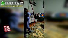 Tozkoparan olmak isteyen Abdülhadi hedefleri 12'den vuruyor