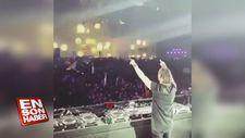 Türk DJ İzmir Marşı'nın remix'i ile Çin'de insanları coşturdu