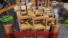 Angry Birds'den artırılmış gerçeklik oyunu