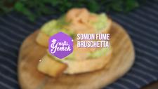 Somon Füme Bruschetta