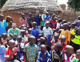İHH ile Nijer'de bayram ziyareti