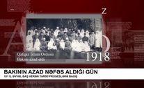 Bakü'nün bağımsızlık öyküsü - Azerbaycan Türkçesiyle