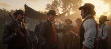 Red Dead Redemption 2'nin yeni PC fragmanı