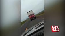 Yaptığı şakayla arkadaşını dehşete düşüren sürücü