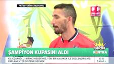 Mehmet Topal'dan Beşiktaş yanıtı