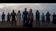 Marvel'dan 'Eternals' film fragmanı
