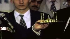 Necmettin Erbakan'ın Taksim Camii'yle ilgili sözleri arşivden çıktı