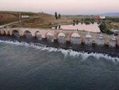 Muş'ta 800 yıllık tarihi Murat Köprüsü turizmin yeni çekim merkezi