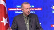 Erdoğan: İngiltere de seyahat kısıtlamasını kaldıracak