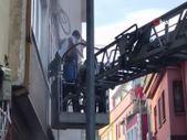 Bursa'da 5 katlı apartmanda yangın