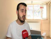 Fatih'te İSKİ'nin kanal çalışması sırasında evin duvarı yıkıldı