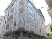 Güngören'de 4 katlı bina boşaltıldı