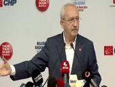 Kemal Kılıçdaroğlu: Kim kavga ederse kapının önüne koyacağız